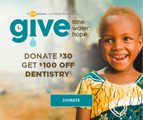 Donate $30, Get $100 Off Dentistry - McKinney Dental Group and Orthodontics